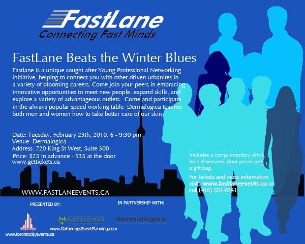FastLane Events - February's FastLane