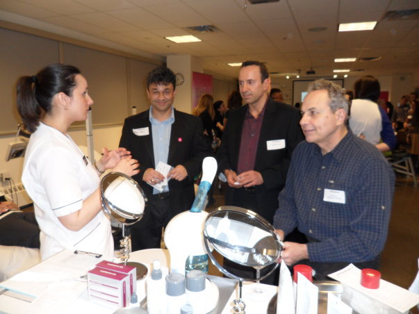 Toronto Networking Fastlane Shaving