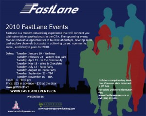 Deborah Lewis CityEvents Fastlane Toronto