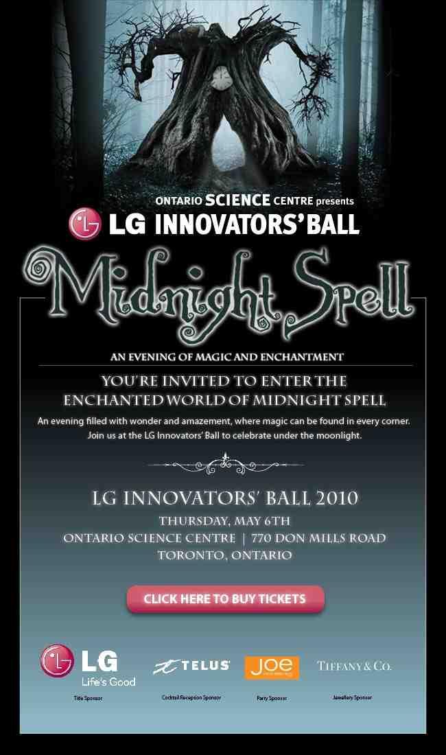 Innovators Ball
