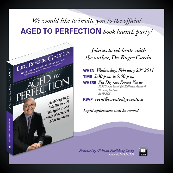 Aged to perfect_book_launch_toronto