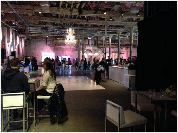The Fermenting Cellar Wedding Expo Distillery District
