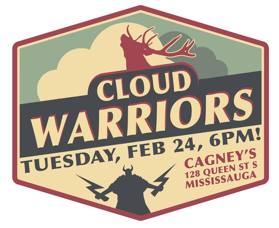 Cloud Warriors - data storage retreival game