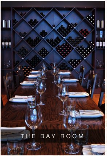 Discover toronto s private dining rooms for Best restaurants with private dining rooms toronto