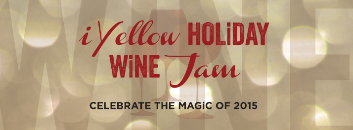 iYellow Holiday Wine Jam Creative Eblast 2
