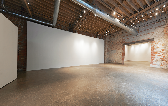 Free Space Interior of Only One Gallery (Photo Courtesy of OOG)
