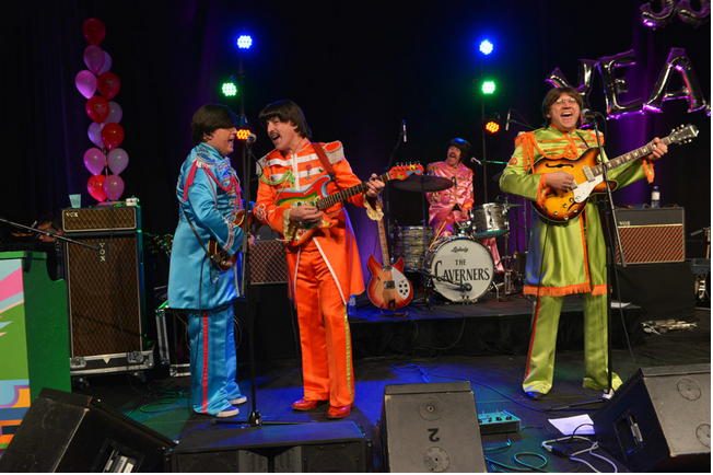 The Caverners - Beatles Tribute (Photo Courtesy of Steve Blackburn of YYZEvents)