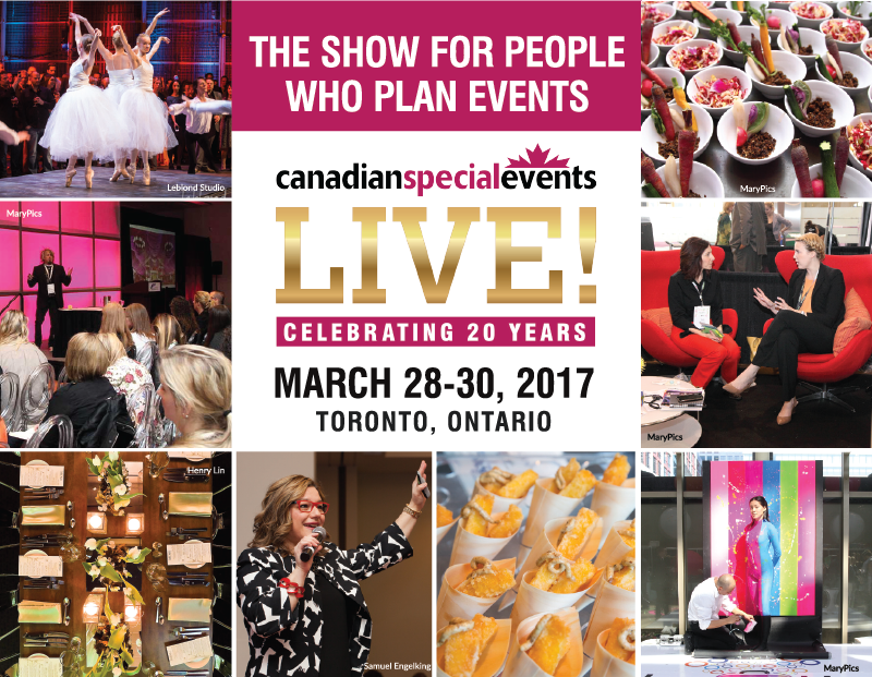 CSE Live Ad Courtesy of Canadian Special Events